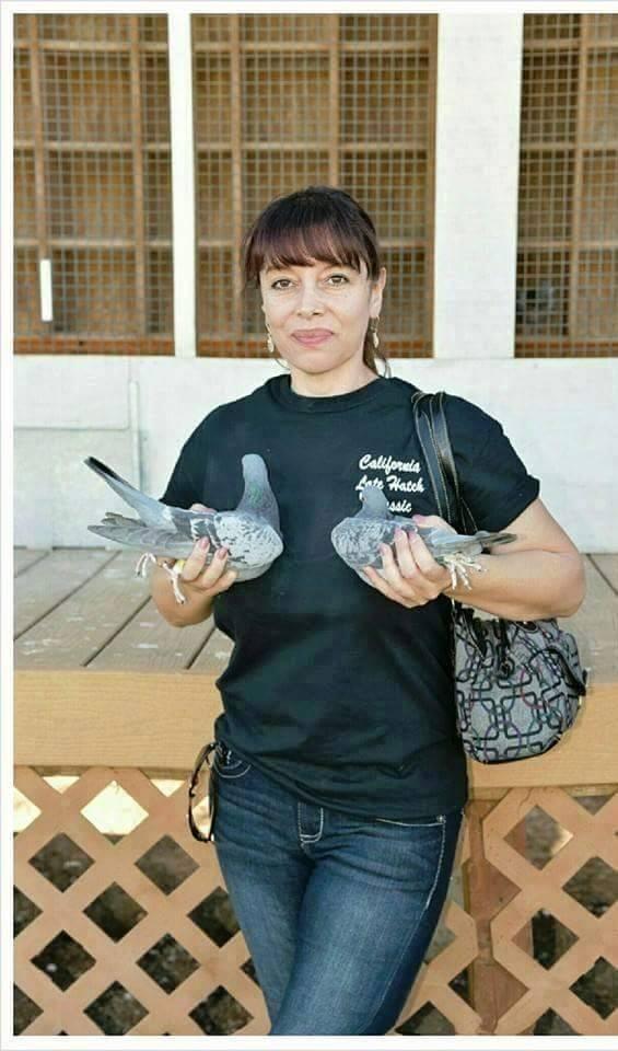 pigeons woman 005