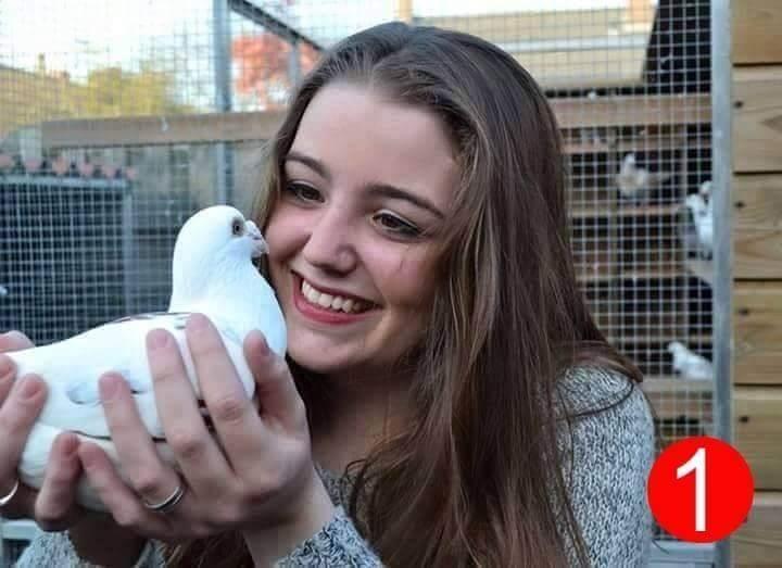pigeons woman 028