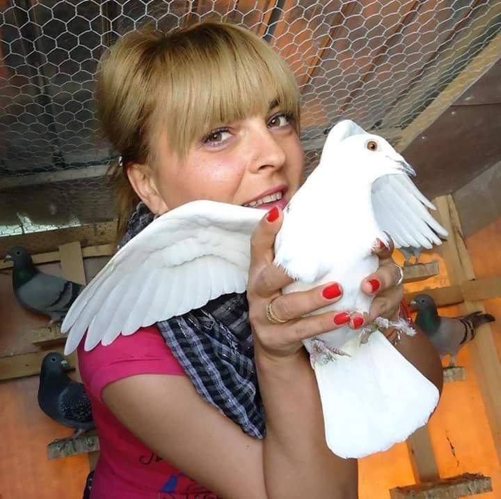 pigeons woman 038