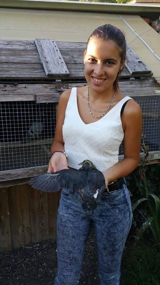 pigeons woman 055