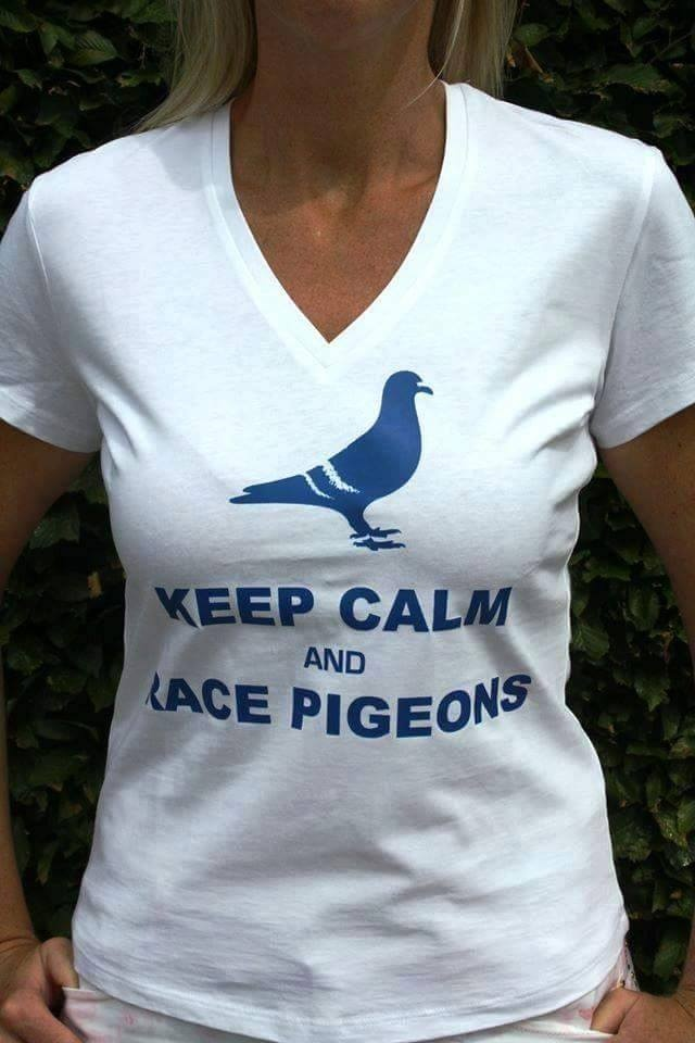 pigeons woman 105