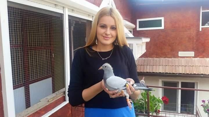 pigeons woman 179