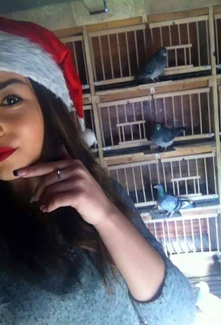 pigeons woman 188